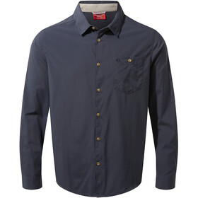 Craghoppers NosiLife Nuoro Longsleeve Shirt Heren, steel blue